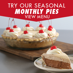 Monthly Pies